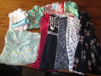 Bundle of girl clothes (4/5 + 5/6 years old) - 15 items