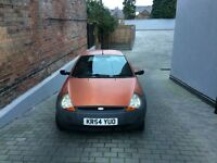 Ford ka 54 plate 12 months m.o.t