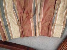 CURTAINS, Rubber Backed with rod Barden Ridge Sutherland Area Preview