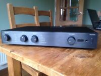 audiolab 8200A integrated hifi amplifier