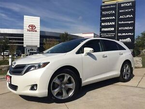 2014 Toyota Venza LIMITED - V6 AWD NAVIGATION LEATHER REVERSE CA