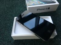 Apple iPhone 4s -16 GB Black Unlocked