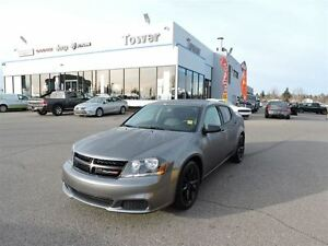 2013 Dodge Avenger SE- BLACK WHEEL, CD, A/C