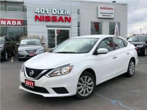 2017 Nissan Sentra 1.8 SV BACKUP CAM| HEATED STS| BLUETOOTH