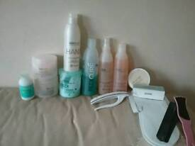 Pedicure & manicure products