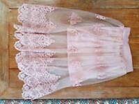 Unworn Asos Lace prom skirt