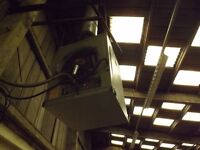 Powrmatic Industrial Space Warehouse Heater