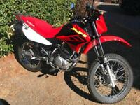 Honda XR 125L 2003. ONLY 3,000 miles