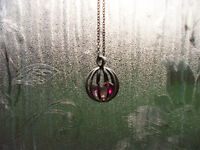 """""""SPHERE OF LIFE"""" NECKLACE--BRAND NEW IN BOX"""