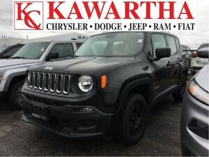 2015 Jeep Renegade SPORT*UCONNECT*BLUETOOTH*5.0 INCH TS*
