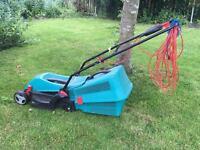 Small mower