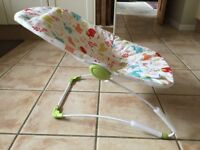 Colourful Baby Bouncer - Great Condition