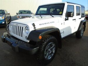 2014 Jeep WRANGLER UNLIMITED Rubicon, Dual Tops Leather Loaded