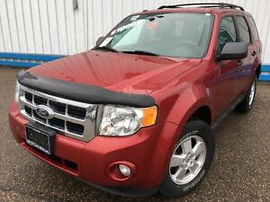 2012 Ford Escape XLT *LEATHER-HEATED SEATS*
