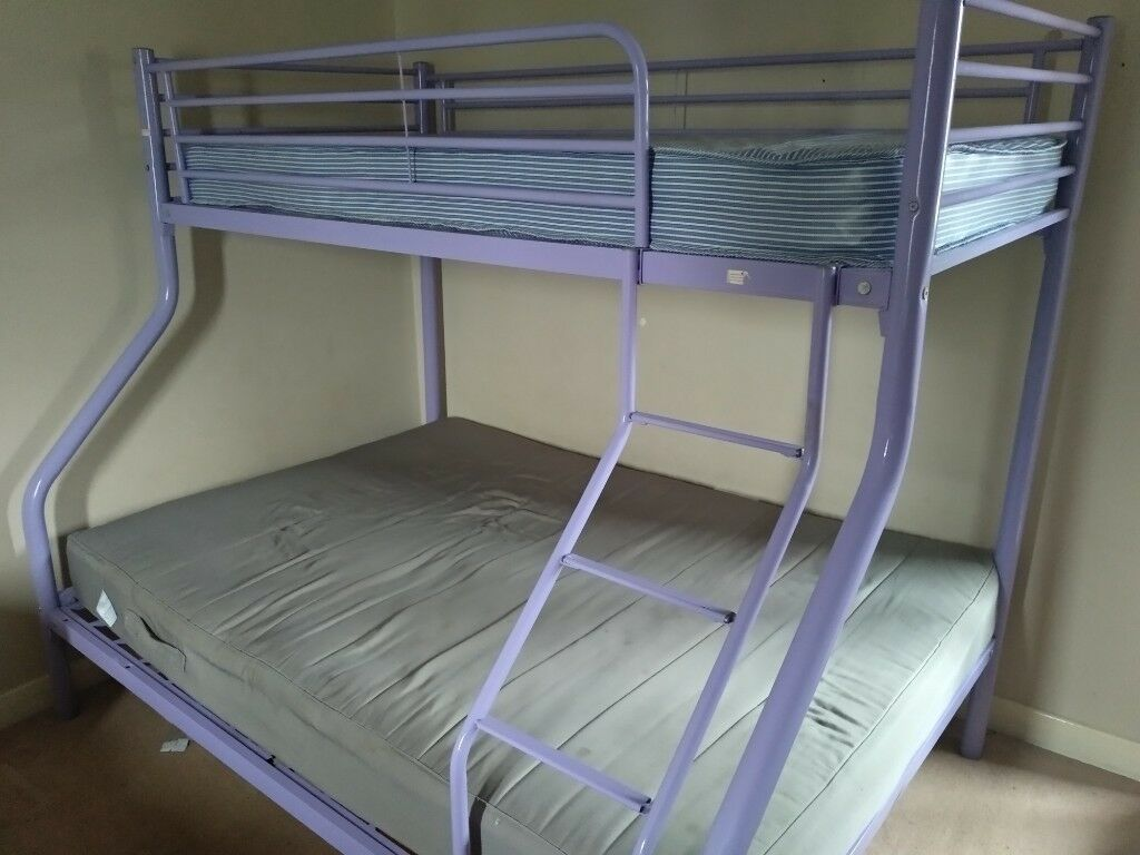 Triple Metal Bunk Bed In Smethwick West Midlands Gumtree