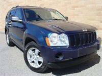 2005 Jeep Grand Cherokee Laredo 4X4. V6, Auto! Loaded!