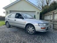 Toyota Corolla Charisma 1.3 Petrol