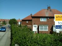 Plains Farm.Sunderland.2 Bedroom newly refurbished House.Garden.No Bond!DSS Welcome!