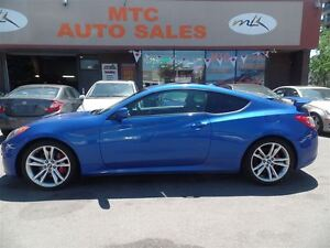 2011 Hyundai Genesis Coupe 2.0T GT, LEATHER, SUNROOF