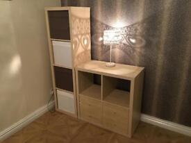 Ikea Units and Boxes