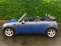 Mini Cooper Convertible 1.6 ( 2007 ) Very Long MOT, Drivers Perfect Full Service History