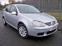 2008 (08) VW Golf Match 1.6 Fsi 115 ** Long MOT ** Service History ** Just Serviced **