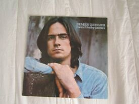 James Taylor (2) ‎– Sweet Baby James