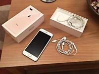 iPhone 8 Plus 64gb Gold Unlocked Boxed!!