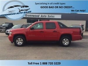 2012 Chevrolet Avalanche 1500 LS! 4X4! GREAT SHAPE! FINANCE NOW!