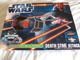 Star Wars Micro-Scalextric Play Set - Death Star Attack Set