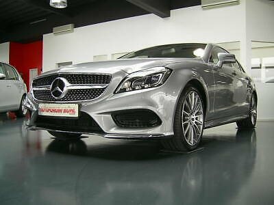 Mercedes-Benz CLS 350 d 4-Matic /Comand/360-Kamera/LED/SHD/AMG