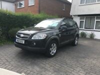 OFFERS WELCOME 2011 Chevolet Captiva LT 2.0 SUV 4WD Auto Full Service History