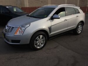 2014 Cadillac SRX Luxury, Auto, Leather, Panoramic Sunroof, 79,