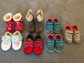 FREE girls shoes - used