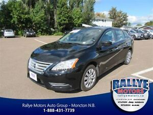 2013 Nissan Sentra S! Power Options! ONLY 55K! Trade-In! Save!