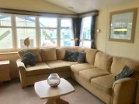 💥STUNNING 3 BED CARAVAN FOR SALE IN ARGYLL WEST COAST OF SCOTLAND💥