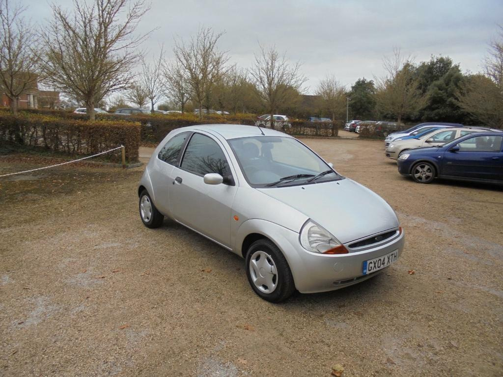 Ford Ka Collection Dr Silver
