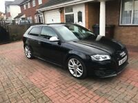 audi s3 2009 facelift 65k on the clock cat d
