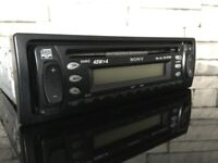 Sony CDX-L410 Stereo Radio Head Unit with CD Player