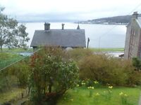 Rothesay 2 Bed Holiday Let With Stunning Views
