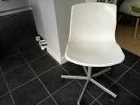 IKEA revolving office chair.