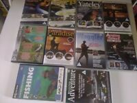 10 fishing dvds