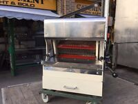 harvester bread slicer cutter machine bakery pizza takeaway supermarket commercial kitchen equipment