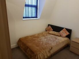 Double bedroom fully furnished immediate available in Bolton Towncentre