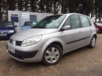 Renault Scenic 2006 1.6 SL Oasis - Only 52000 Miles