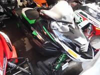2011 Arctic Cat Z1 TURBO EXT