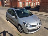 Renault clio 1.5 dci low miles