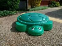 Little Tikes Turtle Sandbox sandpit