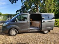 Ford Custom Professionally Converted Campervan