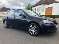**Volkswagen Golf 1.6 TDI Bluemotion Tech SE 5 Door - £20 Road Tax**